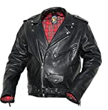 Noble House Motorradjacke Perfecto (M)