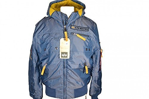 Alpha Industries Strike Jacket royal 133131 (M)