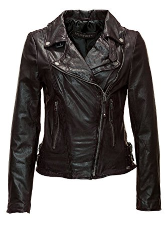 Freaky Nation Damen Lederjacke FN19314 Mustang XL