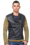 CATCH Bikerjacke slim fit