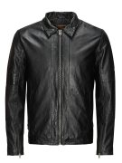 Jack & Jones Authentische Lederjacke