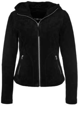 Freaky Nation Lederjacke »BIBI«