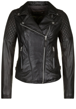 Freaky Nation Lederjacke »BIG CITY LIGHTS«