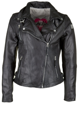 Freaky Nation Lederjacke »BIKER PRINCESS«