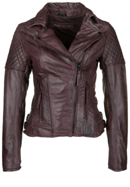 Freaky Nation Lederjacke »GLORY 1«
